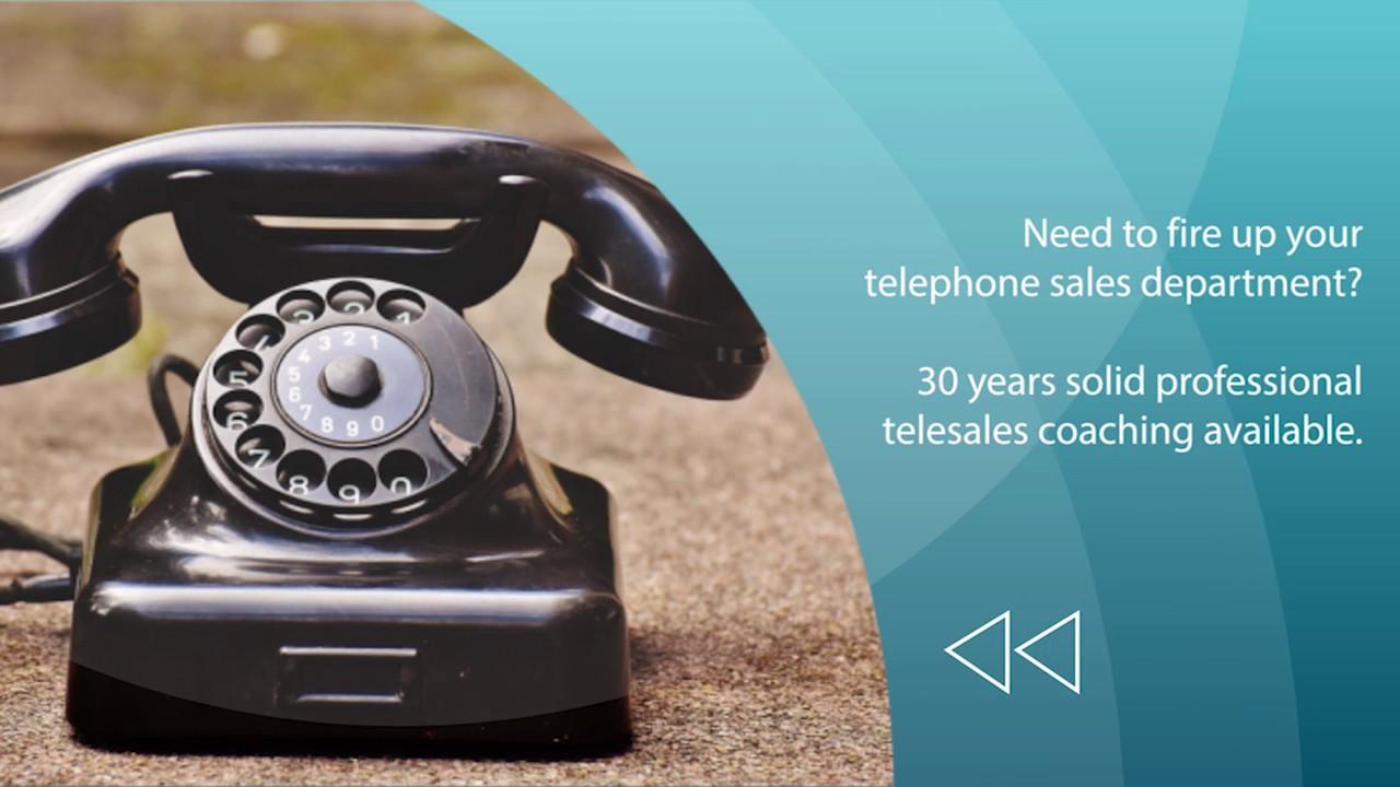 telesales training with simon kenna uk telephone sales training