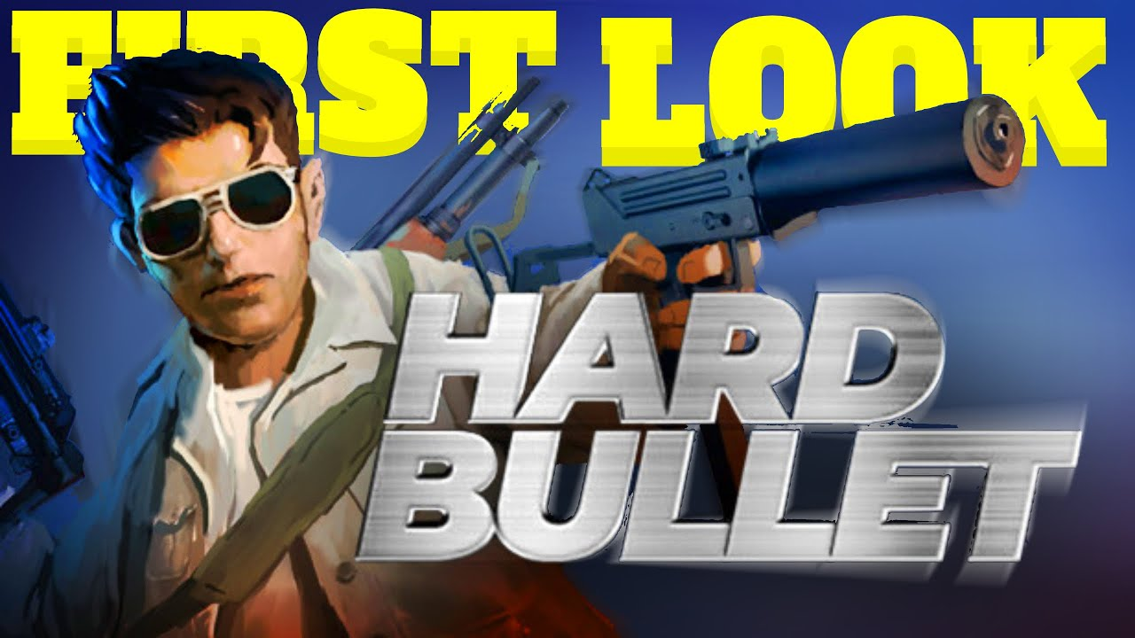 Hard Bullet VR First Look Closed Beta Gameplay