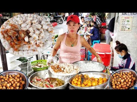 Siêu ngon mâm bánh bèo, bánh bột lọc huế 2k/cái duy nhất Sài Gòn