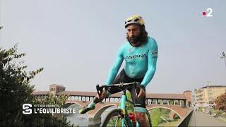 A vélo au dessus du vide, la vie d'adrénaline de Vittorio Brumotti