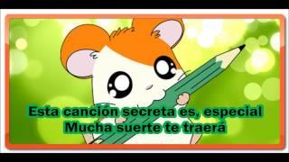 Hamtaro Ending Latino (Lyrics)*