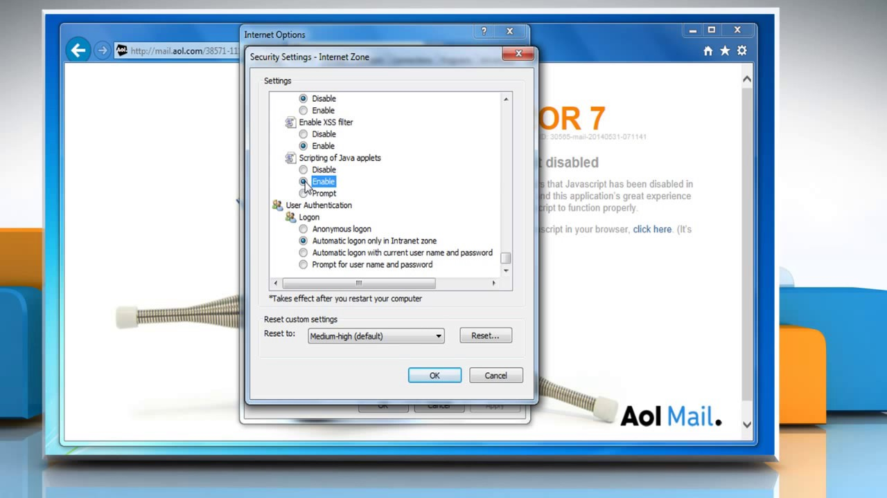 Cannot Retrieve Email From Aol Mail How To Fix
