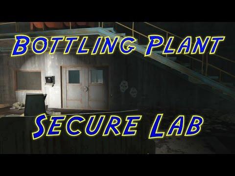 Nuka World Ep 4: Bottling Plant Secure Lab