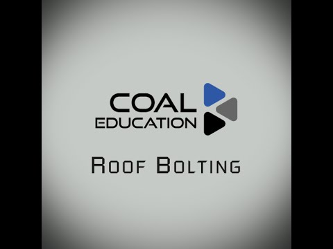 Roof Bolting