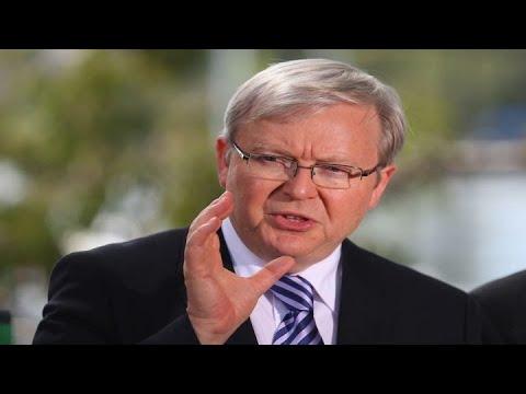Former Australian PM