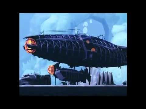 Atlantis: The Lost Empire Official Trailer!