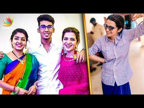 இவ்வளவு பெரிய பையனா ? | Divyadarshini, Priyadarshini | Latest Cinema News