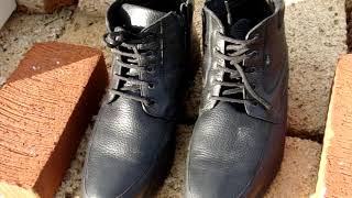 RALF RINGER модель RICHARD обзор ботинок.