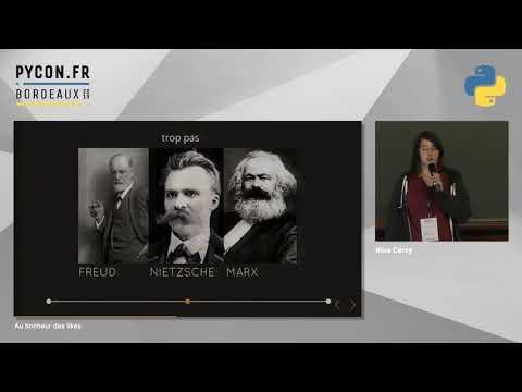 Image from Plénière n°2 / Keynote #2: Au bonheur des likes