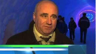 видео В Новозыбкове рухнул потолок в квартире