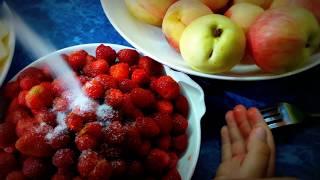 Ягодно-фруктовый ужин