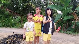 Mùng 3 - 4 tết - Tát cá, thả diều - Đồng Tháp - 20200128