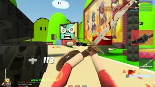 tf2 mario kart x10 gameplay
