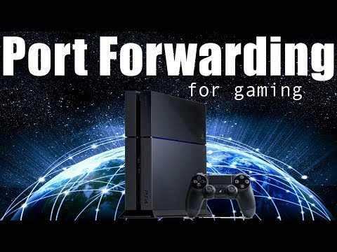 Port Forwarding PS4 Ports with Router Setup and PS4 Router Settings
