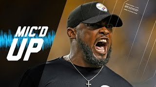 Cowboys vs. Steelers | Mike Tomlin Mic'd Up vs. Cowboys (Week 10)| Sound FX | NFL Films
