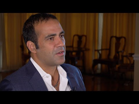 An Interview with Aatish Taseer '03