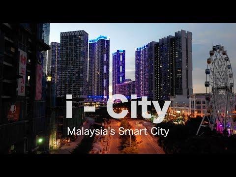 i-City Shah Alam, the Malaysia Smartest City - Progress as 22 Oct 2018