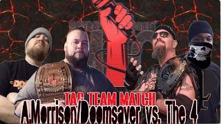 Anthony Morrison/Doomsayer vs The 4: Scott Chambers/Havok (Monday Night Mic)