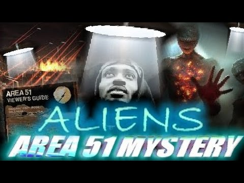 AREA 51 MYSTERY, Black Extraterrestrials, UFO Sightings, Giants & More! (K*O*B)