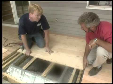 Constructing A Custom Recessed Bulkhead Door