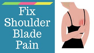 5 Home Remedies To Relieve Shoulder Blade   HealthCare.