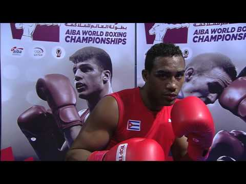 AIBA World Boxing Championships Doha 2015 - TV Magazine (11 October)