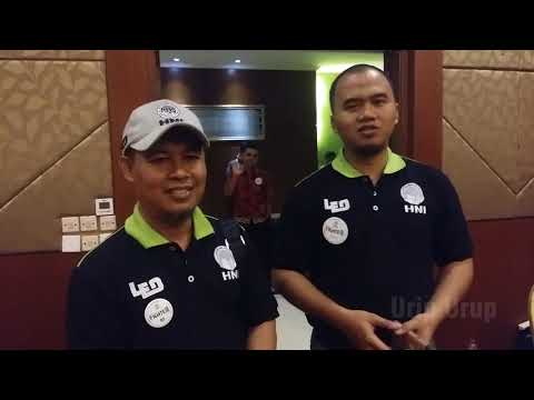 Meriaah!!!!!! Pebisis sukses masa depan mengikuti YES Fighter HNI HPAI 2017 di Jakarta