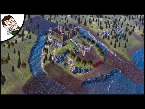 Epic 29000 Man Spartacus Rebellion v Rome Survival Battle - Ultimate Epic Battle Simulator Gameplay!