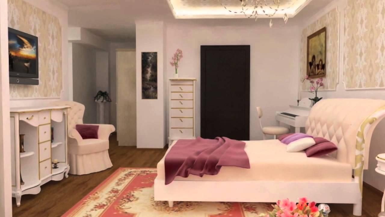 Amenajare interioara apartament de lux Dream