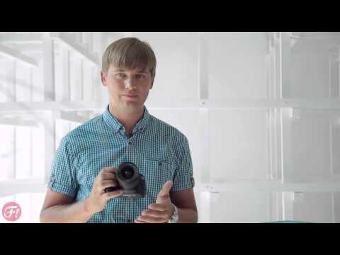 Фотошкола рекомендует: Обзор фотоаппарата Canon EOS 1200D