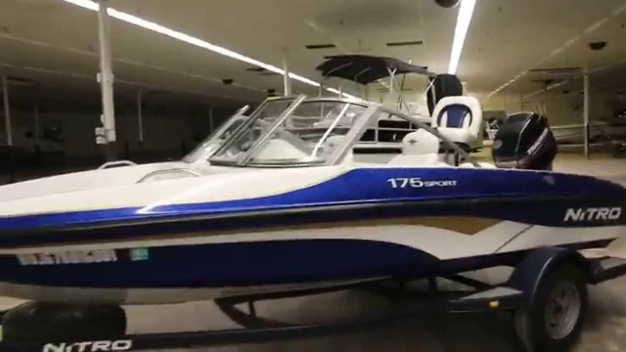 2001 tracker nitro 175 sport boat for sale 936 253 8130 for Nitro fish and ski