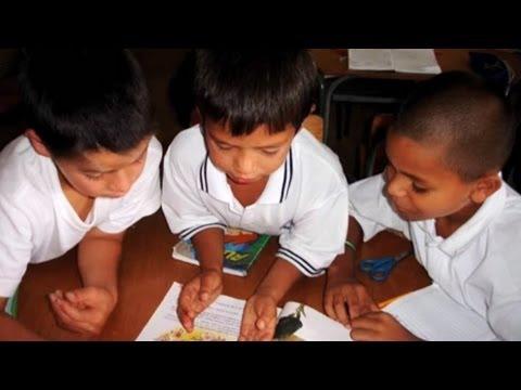 Revolutionizing a School System: Vicky Colbert's Escuela Nueva in Colombia