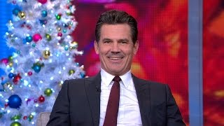 Josh Brolin Interview: Working With Joaquin Phoenix in 'Inherent Vice'