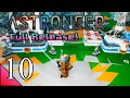 Astroneer 10:  The Traveling, Recycling Caravan!  Let's Play Full Release Gameplay