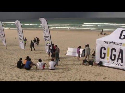 Surfers Paradise, Gold Coast, Queensland, Australia - 3rd September, 2015