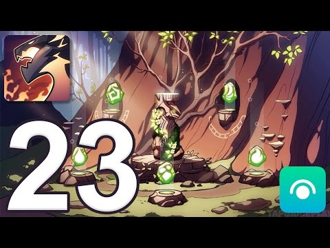 Mino Monsters 2: Evolution - Gameplay Walkthrough Part 23 - Earth Guardian (iOS, Android)