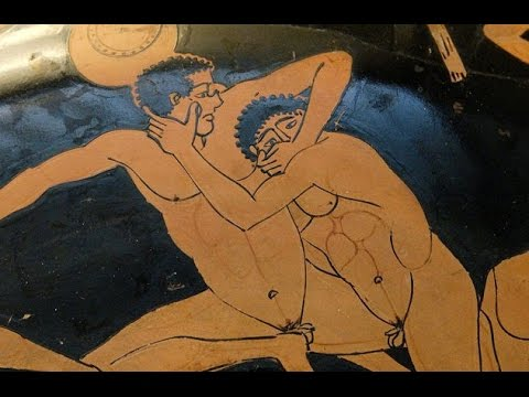 10 Weird Traditions From The Ancient Olympic Games - YouTube