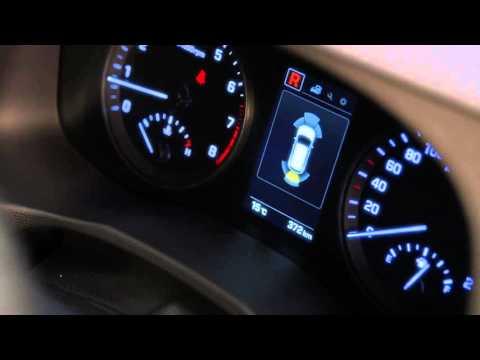 Hyundai Tucson - Safety | Hyundai NZ