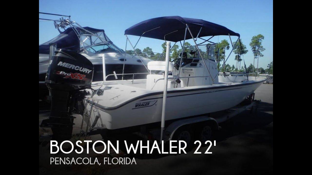 [UNAVAILABLE] Used 2001 Boston Whaler 22 Dauntless in Pensacola, Florida