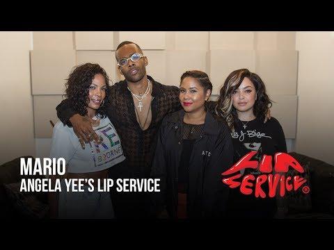 Angela Yee's Lip Service Feat. Mario