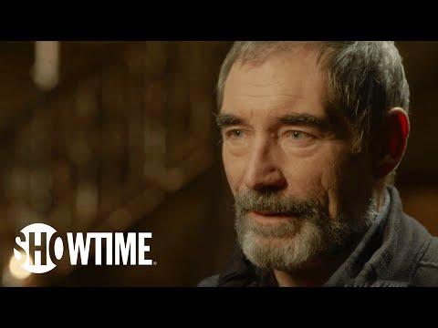Penny Dreadful | Timothy Dalton & Wes Studi on Sir Malcolm & Kaetenay | Season 3