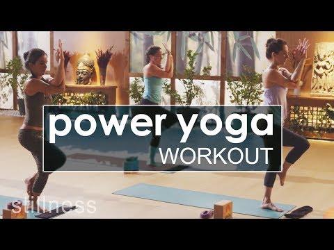 Power Yoga Workout ~ Stillness