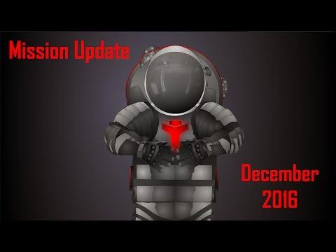 Mars Mission Update: December 2016