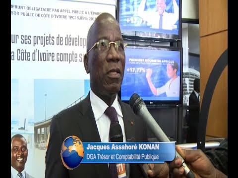 Economie : 1196 milliards à mobiliser en 2016 par le Trésor public ivoirien