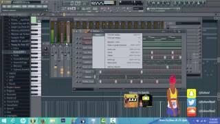 Make a beat like Metro Boomin [ Fl Studio Tutorial]