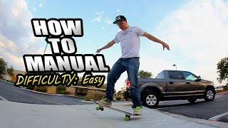 HOW TO MANUAL: For Dumb People...