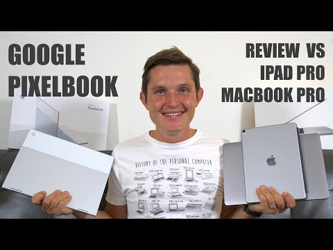 Google Pixelbook Review - Real Life Test And Comparison vs iPad Pro vs Macbook Pro