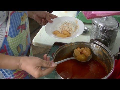 Curry Chee Cheong Fun, Pengkalan Weld, Day 2 Penang (2 February 2017)