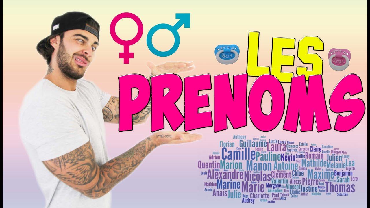 LES PRENOMS - MrKuro