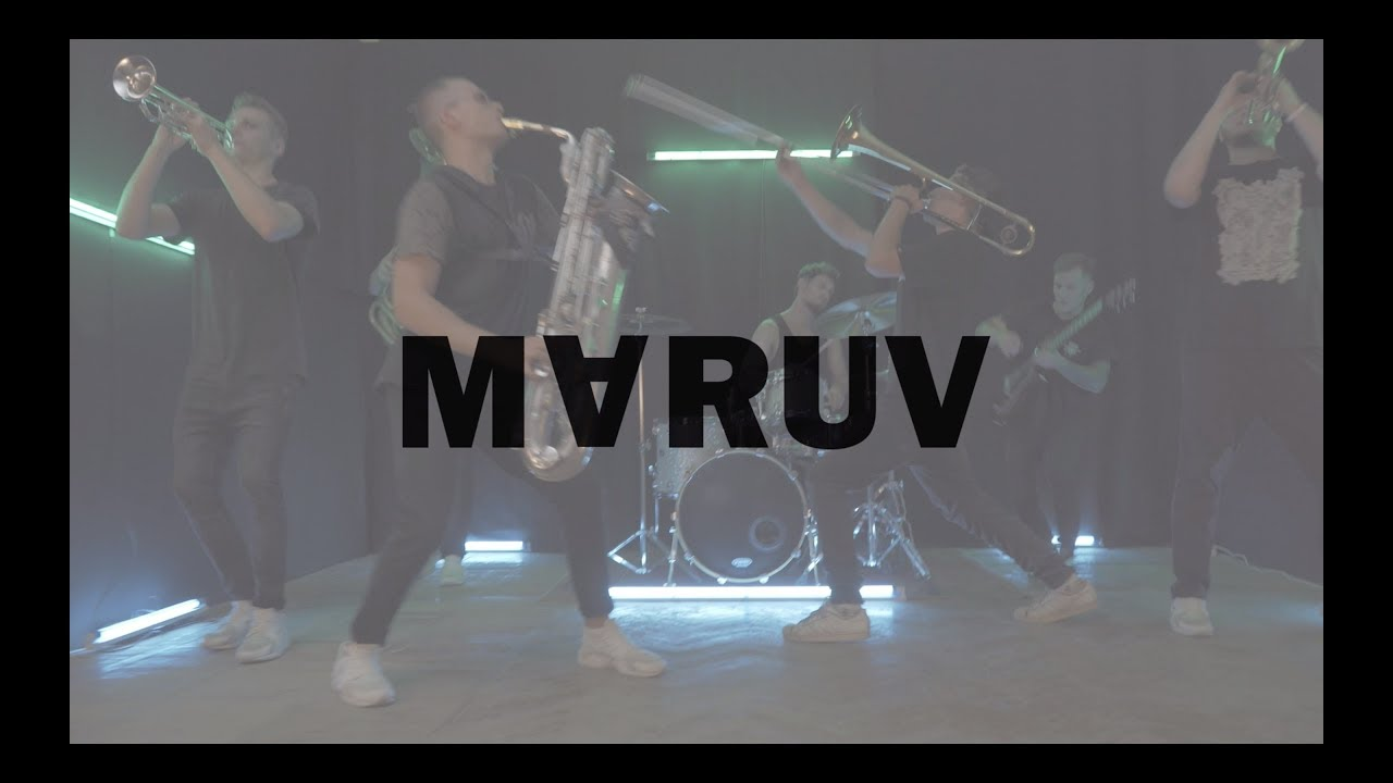 MARUV - Drunk Groove/Focus On Me (cover by HeartBeat Brass Band)